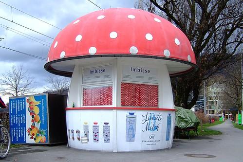 Last Milk-Mushroom