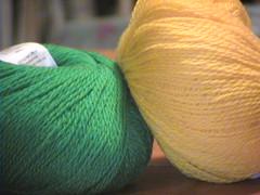 EP mitt yarn