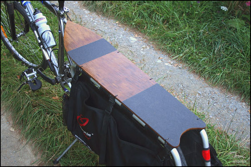 Custom xtracycle snapdeck 4