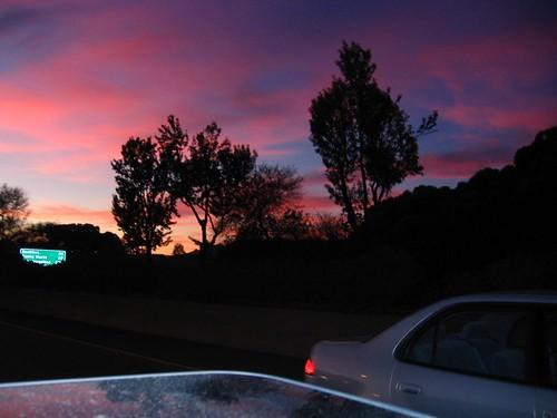 Twilight on the 101