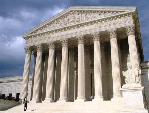 US Supreme Court (Photo: OZinOH, flickr)
