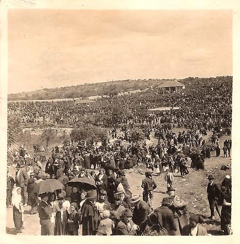 Sexta Aparición en Fátima el 13 de Octubre de 1917