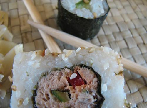 Illustration: Sushi opskrifter, nigiri