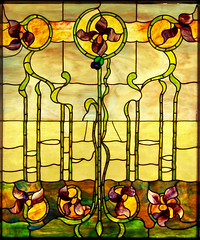 Stained Glass SMSG 6 (Atelier Teee) Tags: chicago art glass museum illinois stainedglass explore blogged glassart tacomaartmuseum atelierteee terencefaircloth