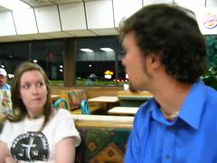 Chewing My Lips and Listening (Rachelskirts) Tags: me club 2006 burgerking boychild tayhoss rachelskirts