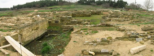 Ancient Abdera, Greece