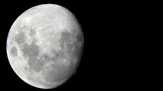 luna (Peanut99) Tags: camera ireland moon picture telescope reflector compact kildare celbridge 875inch