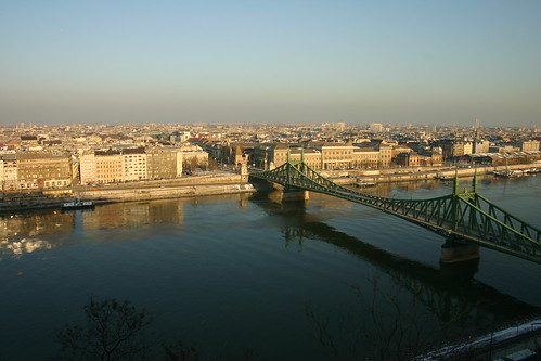 Freedom Bridge Budapest