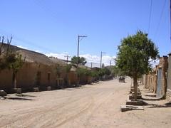 Yavi - Calle principal