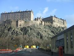 Auld Reekie's Castle