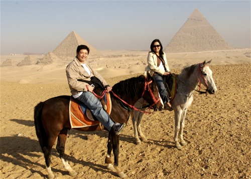 The Great Pyramid - 1