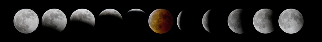 Eclipse Montage 3 March 2007