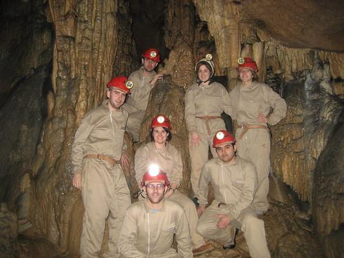 Los erasmus en la cueva