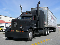 Peterbilt (So Cal Metro) Tags: tractor truck duel peterbilt