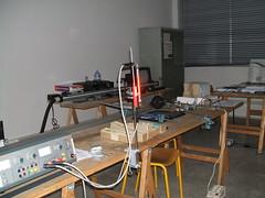 Laboratorio di fisica (esperimento)