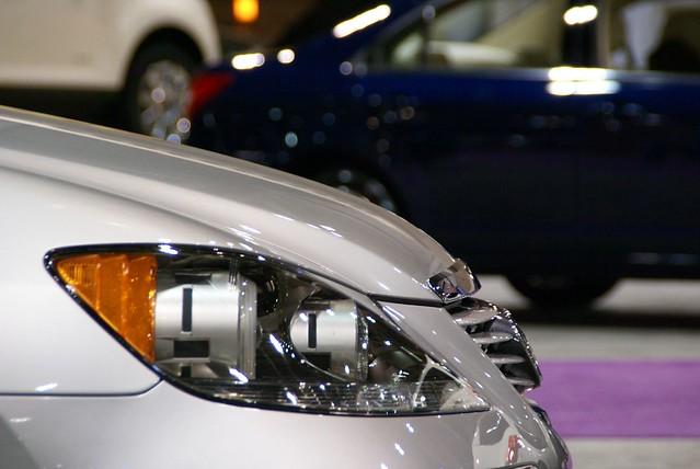 auto show kansascity acura rl 2007