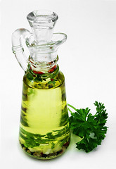Extra virgin olive oil (Sesselja Mara) Tags: food plant cooking glass lunch bottle healthy flavor herbs quality dressing health spices meal oil taste diet oliveoil pour nutrition thepainter flickrdiamond sesseljamara