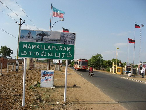 Welcome to Mahabs - Shore temple is few kms from here..