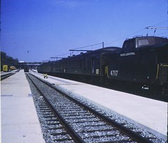 Penn Central Mail Train Laying Over @ Ivy City (Bengt 1955) Tags: dc washington mail rpo 4717 ivycity penncentral