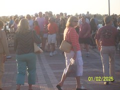Crowd at Mallory Square (dmac FL) Tags: