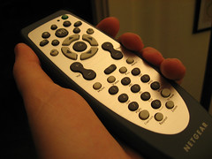 IMG_3586 NETGEAR EVA8000 remote control