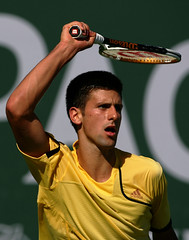 djokovic - indian wells