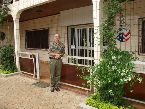 Peace Corps office