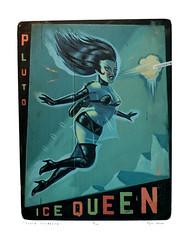 Pluto Ice Queen