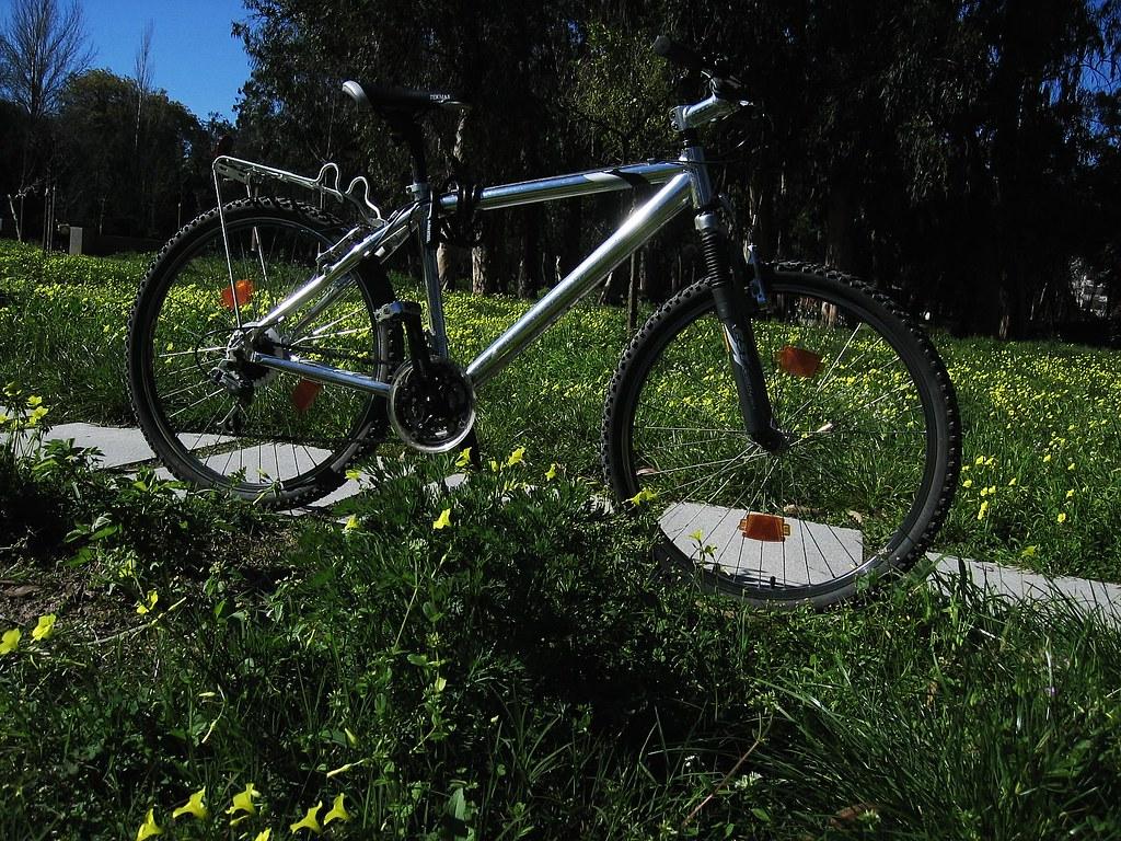 My bike (Quinta dos lilases, Lumiar, Lisboa)