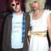 Kurt and Courtney arrive