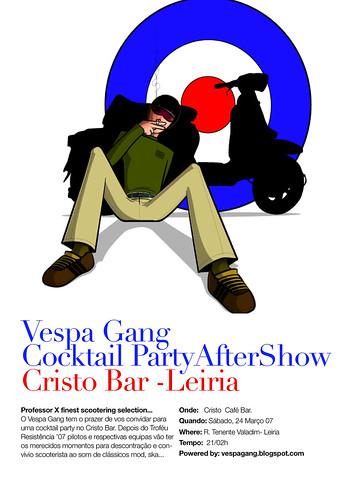 flyer cristo