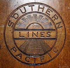 Symbol of glorious past (Patrick Dirden) Tags: sacramento sacramentoca southernpacific southernpacificlines southernpacificrailroad