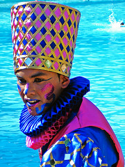 Carnival Face (Miguel Herrera) Tags: carnival portrait face retrato carnaval rostro globalvillage globalcity colorphotoaward miguelherrera invitedphotosonly gvadminshalloffame itsabeautifulgv