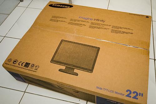 Samsung 226BW LCD