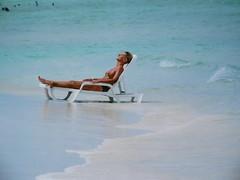 FREEDOM AT LAST, CUBA (Andr Pipa) Tags: ocean blue wo