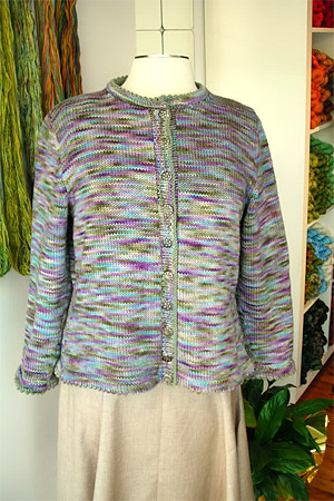 Kathy's Perfect Cardigan in Kersti