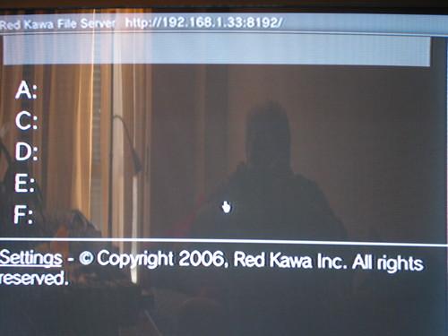 red kawa file server 1.1 descargar