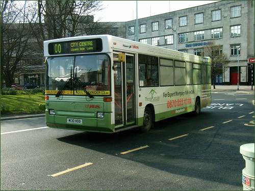 130 M130HOD Plymouth Citybus