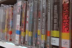 dvdKC003_lowres (Jisc) Tags: dvds kingscollegelondon dvdshelves