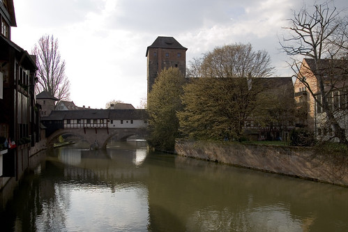 Nürnberg Pegnitzblick