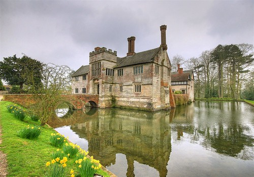 Baddesley Clinton - Moated Manor House