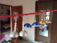 20150319_072738 (Gokul Chakrapani) Tags: arts earing putta