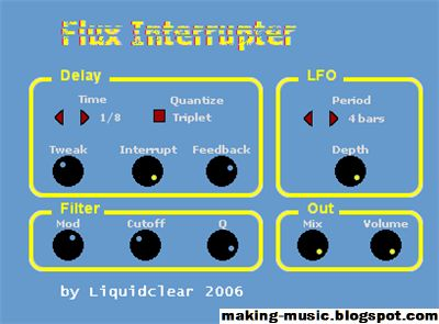 flux interrupter