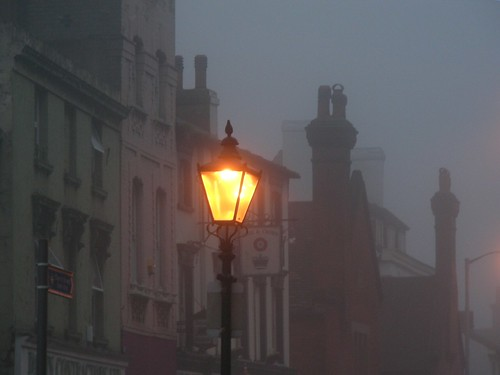 Light in the Fog