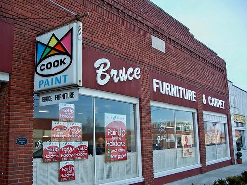 Bruce Furniture & Carpet