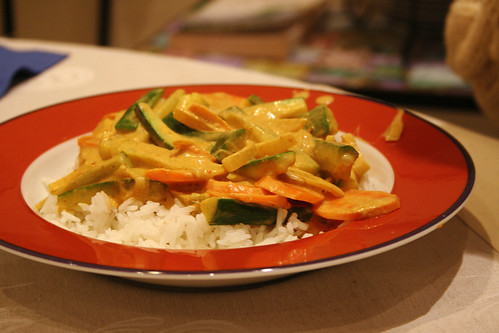 last curry dinner