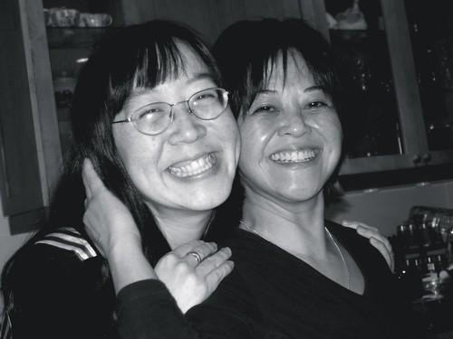 Naomi and me