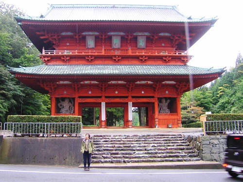 Daimon (Big Gate) -  Mt. Koya, Japan