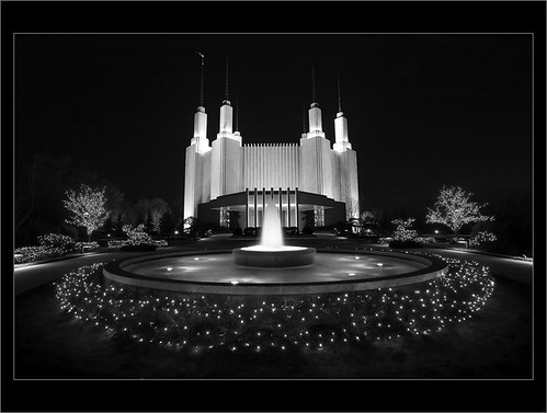 LDS temple, Washington, DC