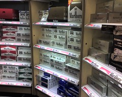 lm cigarette price in England